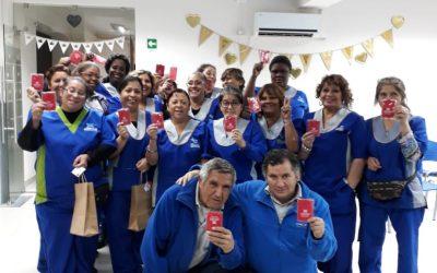 Celebración del día de la madre en nuestra sede: Dipreca