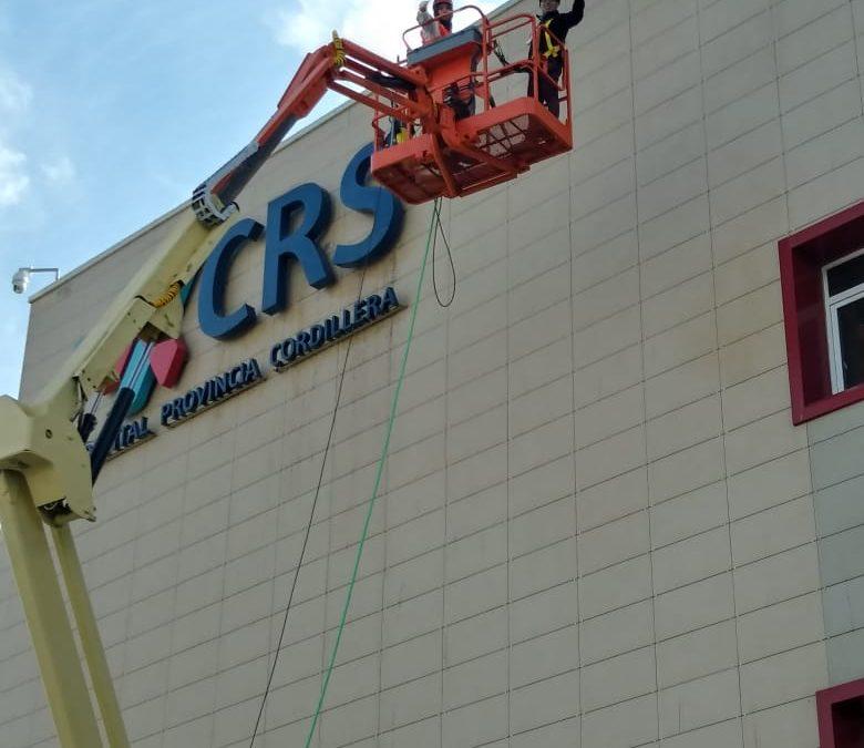Limpieza especializada CRS Puente Alto