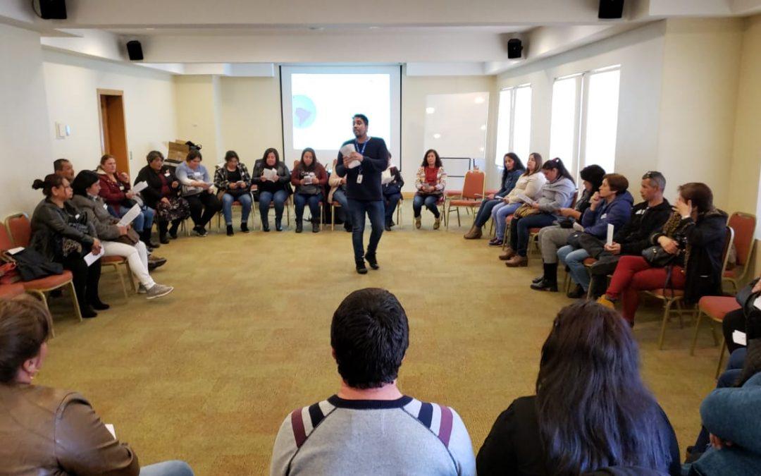 Programa: Actores Principales – V Región