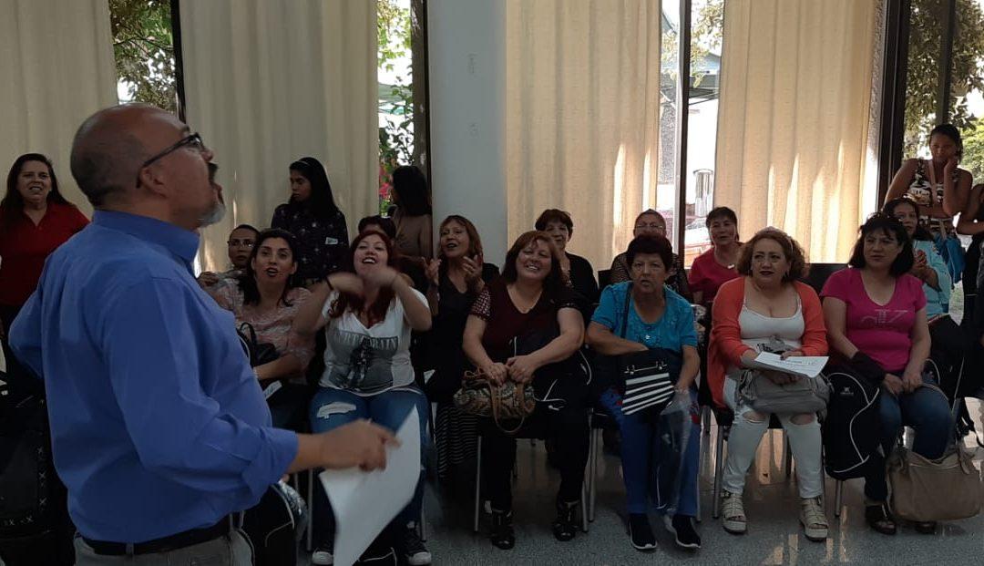 """Seminario """"Actores Principales, El Origen"""""""