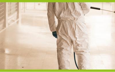 Soluciones especializadas de sanitización frente al Covid-19