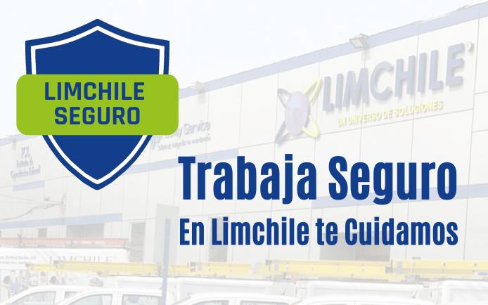 """Limchile lanza campaña """"Trabaja Seguro en Limchile Te Cuidamos»"""
