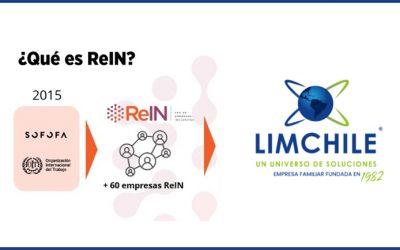Limchile se incorpora a la Red de Empresas Inclusivas (ReIN)